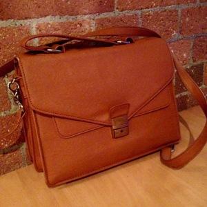 Preloved satchel bag