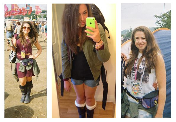 Second-hand festival style what I wore